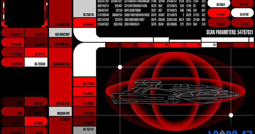 Star Trek Sounds Red Alert – HD Wallpapers