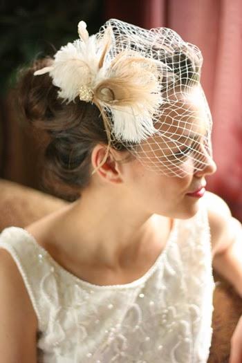 The 8 Types Of Wedding Veils