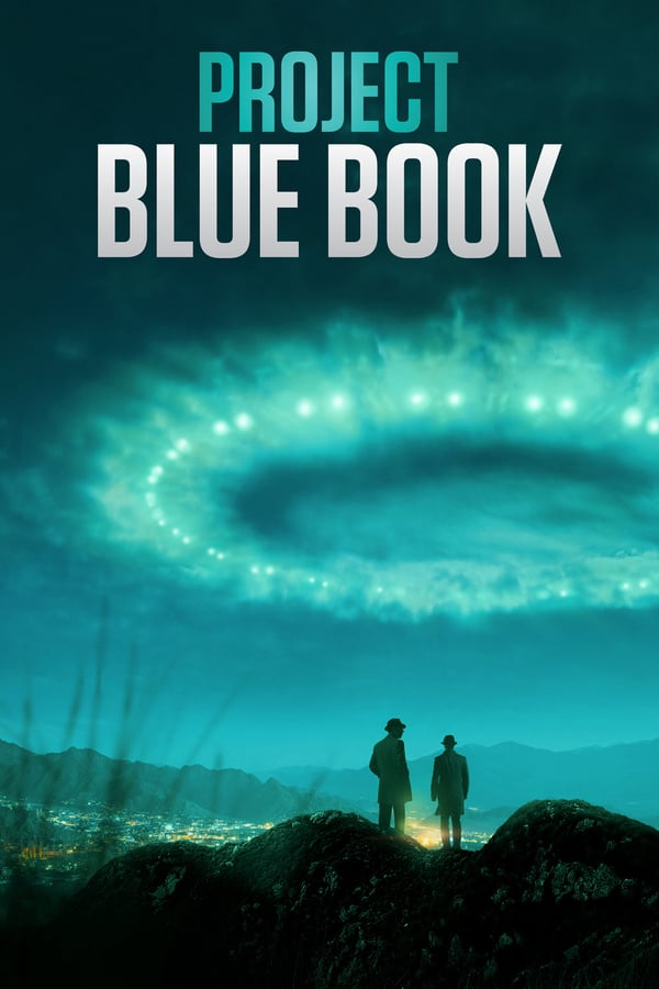 Descargar Project Blue Book Latino & Sub Español HD Serie Completa por MEGA