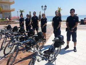 Κατερίνη: Θετικά τα αποτελέσματα του πρώτου μήνα λειτουργίας της αστυνόμευσης με ποδήλατα
