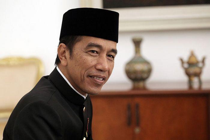 Jokowi Mengaku Sabar, Tidak  Temperamen Hadapi Fitnah