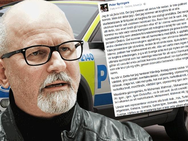 SUECIA, capital de las violaciones. Como la inmigración islámica ha destrozado Suecia, por Pat Condell - Página 3 C3zpnoTW8AE8Ci-