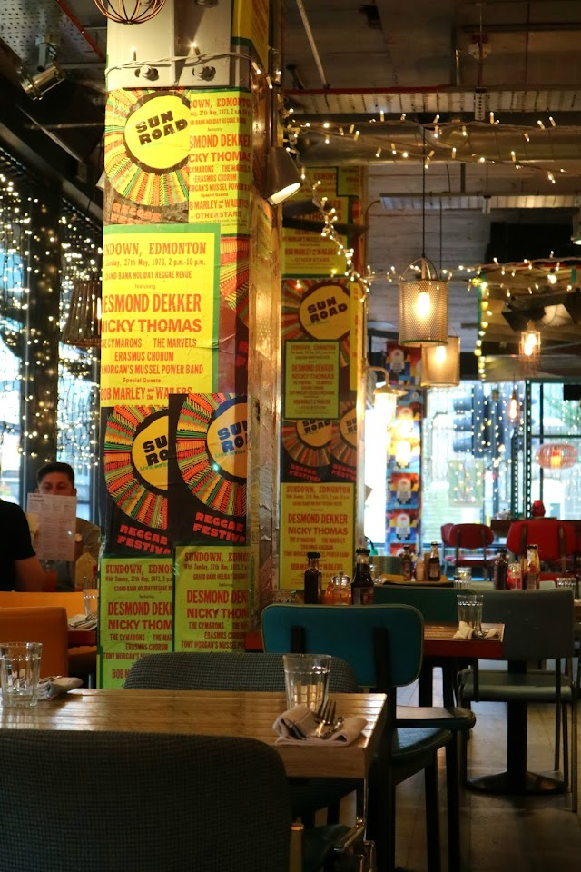 An Autumn Date Night at Turtle Bay Middlesbrough*