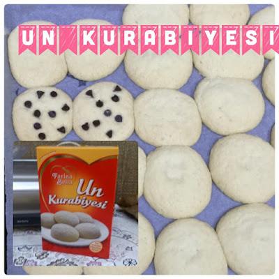 Un kurabiyesi tarifi, Kolay Un Kurabiyesi, Yemek Blogları