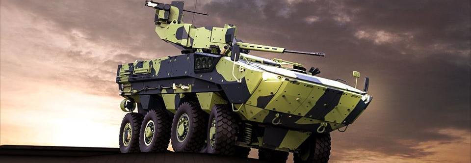 Інтерв'ю про дизайн військової техніки та зброї