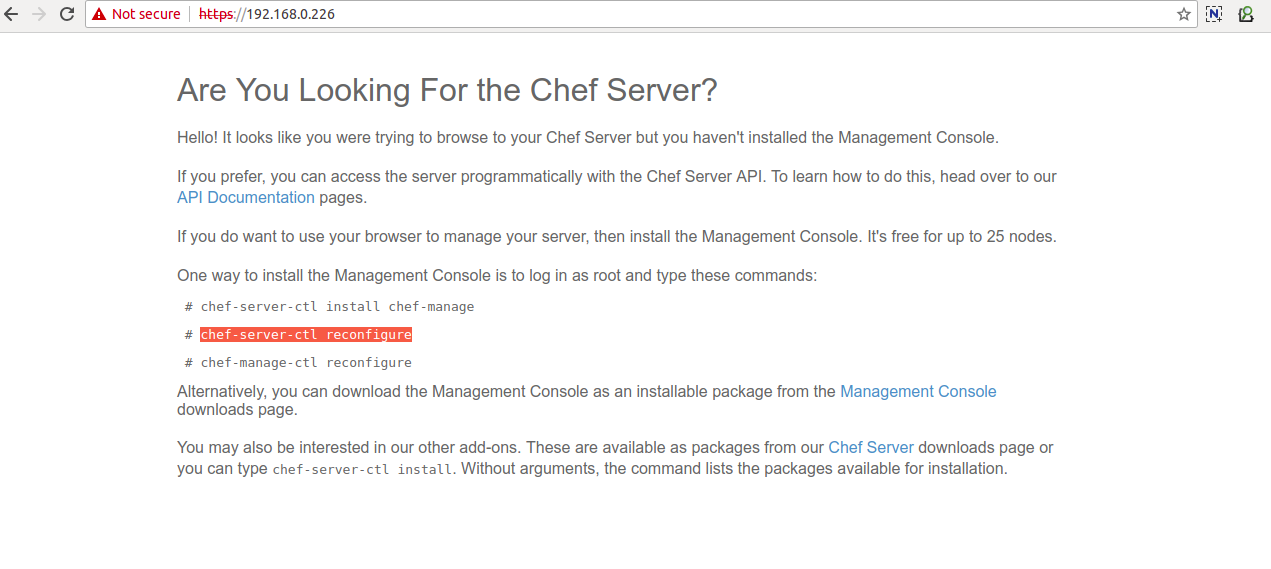 How to Configure Chef Server in Centos 7 - Linux & AWS