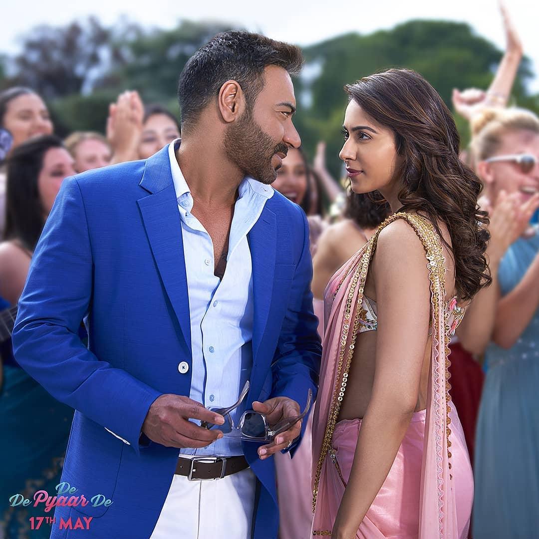 Ajay Devgn Photos From 'De De Pyaar De' | 2019 | Celebrity