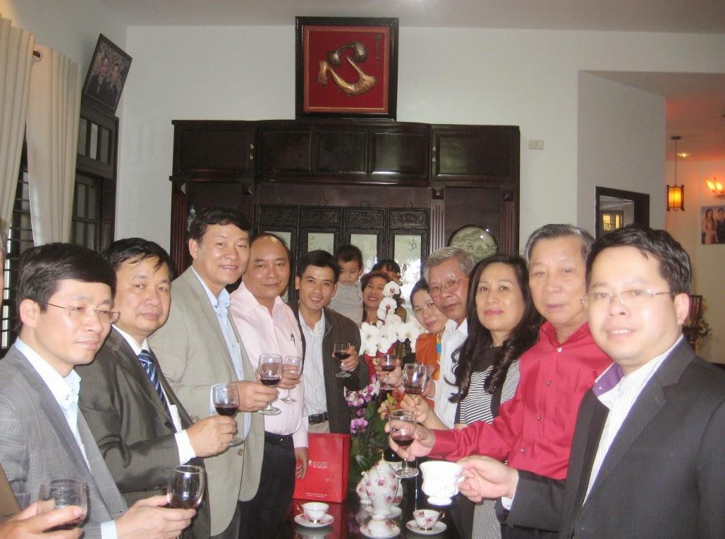 Khối tài sản khổng lồ của Đế chế gia đình Phó Thủ tướng Nguyễn Xuân Phúc