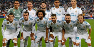 نتيجة مباراة ريال مدريد وجيرونا اليوم الاحد 26\8\2018 ضمن مبارايات الدوري الاسباني