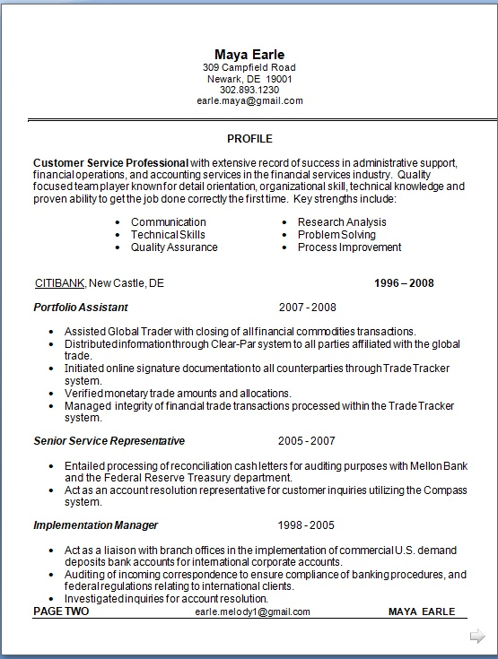 Commodity Manager Sample Resume] Commodity Manager Sample Resume Top ...