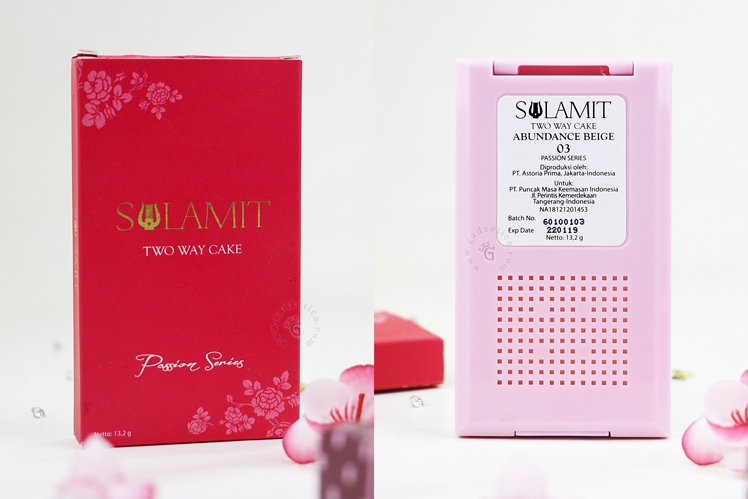 Sulamit Two Way Cake