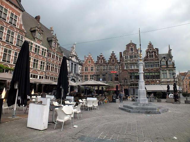 bonita plaza Gante
