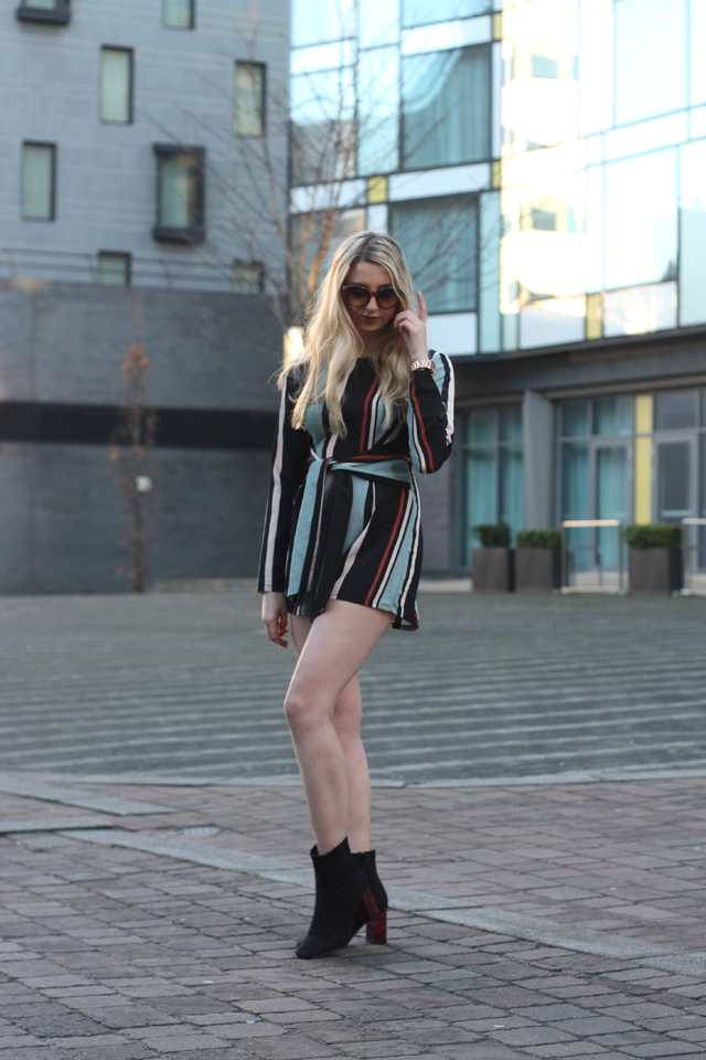 how to wear stripes fashion blog uk