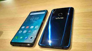 Cara Baru Flash Vivo V9 via QFIL