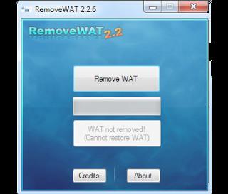 CLUBIC GRATUIT WINDOWS 7 REMOVEWAT TÉLÉCHARGER 2.2.6