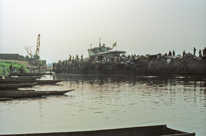 RDC, Zaïre, Bumba, © L. Gigout, 1991