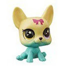 Littlest Pet Shop Series 5 Lucky Pets Glow-in-the-Dark Eyes Lady Fortune (#No#) Pet