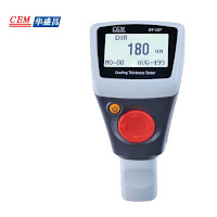 Ferous and Non-Ferous Coating Thickness Meter CEM DT157