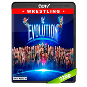 WWE Evolution  (2018) HDTV 720p Latino/Ingles (Both brands)