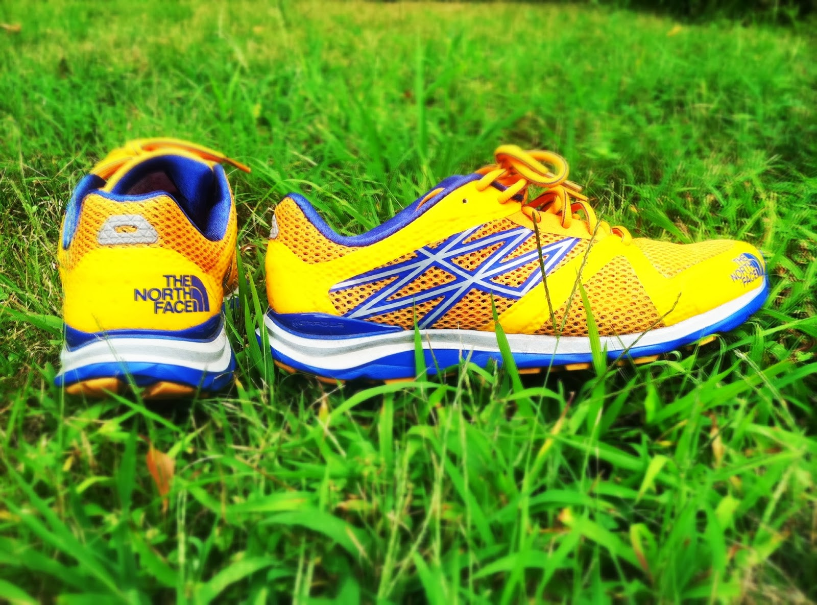 3ff5324aa Vagabond Running   Finding Peace on the Trails: The North Face Hyper ...
