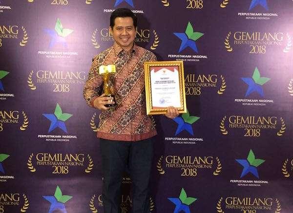 Perpustakaan Nasional Republik Indonesia Dorong Peradaban Lewat Penghargaan Nugra Jasadarma Pustaloka