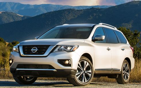 2018 Nissan Pathfinder - redesign, specs, price, interior, changes, engine