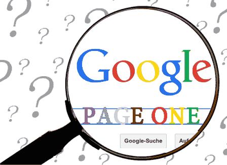 Trik rahasia cara agar web masuk, tampil dan muncul di halaman pertama google search engine