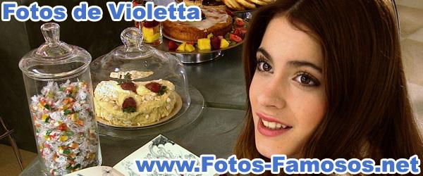 Fotos de Violetta