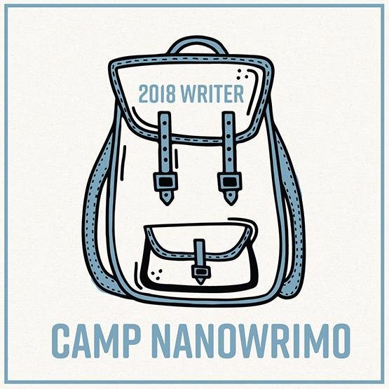 CampNaNoWriMo - 2018