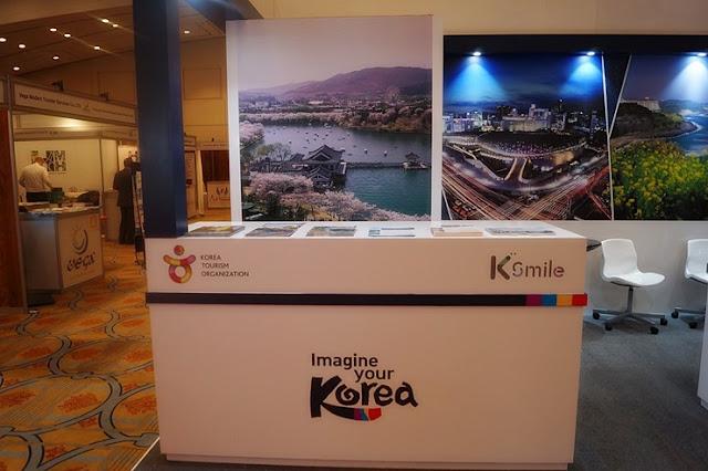 Riyadh Travel Fair - Etourism Korea(Korea E Tour)