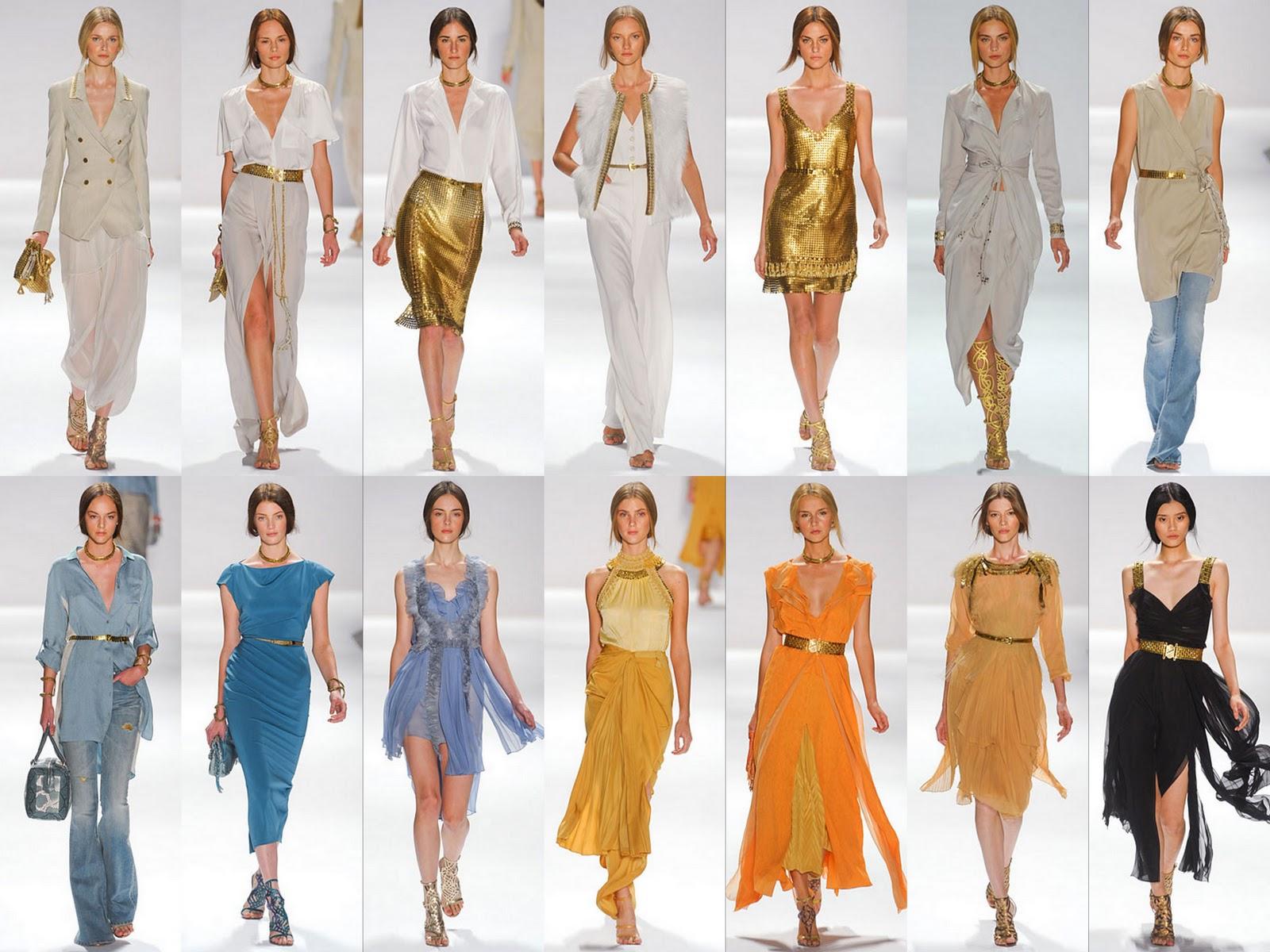 Frills And Thrills New York Fashion Week Favourites 2011