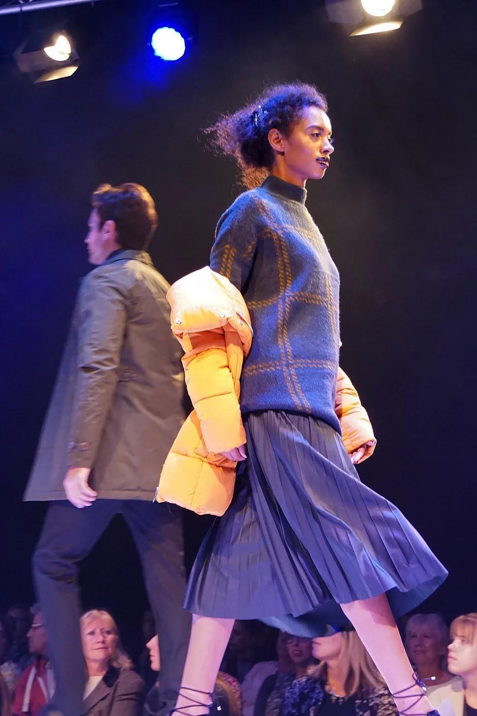 Bristol Fashion Week AW16 fashion trend oversized