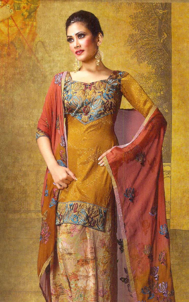 Updates 24: Punjabi Suits Designs* Punjabi Dress ...