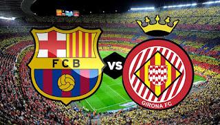 ماتش برشلونة ضد جيرونا بث مباشر