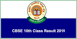 Check CBSE 10th Result 2018, CBSE Board Results 2018, www.cbseresults.nic.in cbse x board result 2018