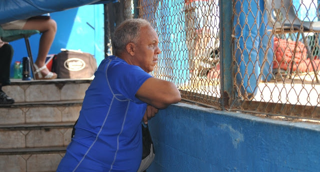 Varios mensajes le han llegado a la prensa cubana sobre la posibilidad de tener a Rey Vicente Anglada como mánager del Equipo Cuba