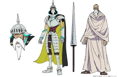 El actor de kabuki Ichikawa Ennosuke IV pondrá voz a Gan Fall en el especial.