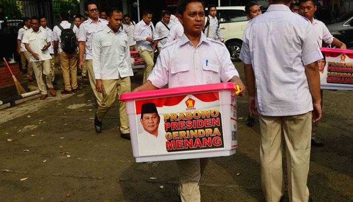 Prabowo: Target 2019 Memenangkan Mandat Rakyat