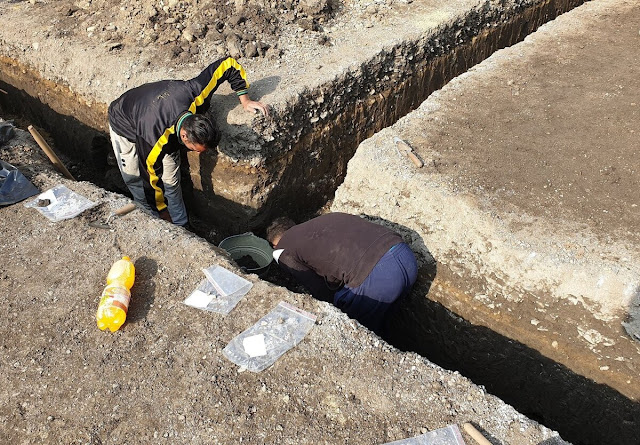 Bronze Age cremation burials unearthed in Slovakia