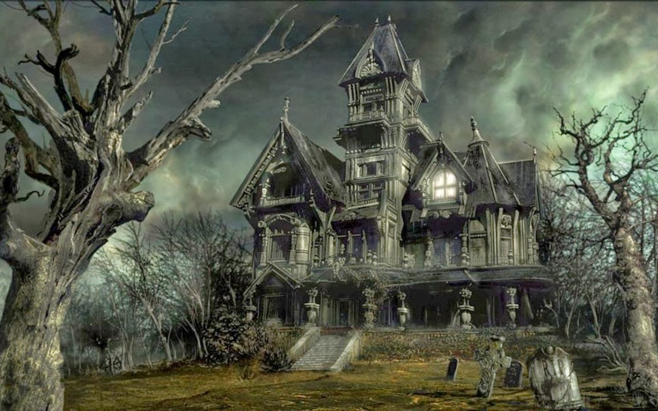 halloween haunted houses in new orleans