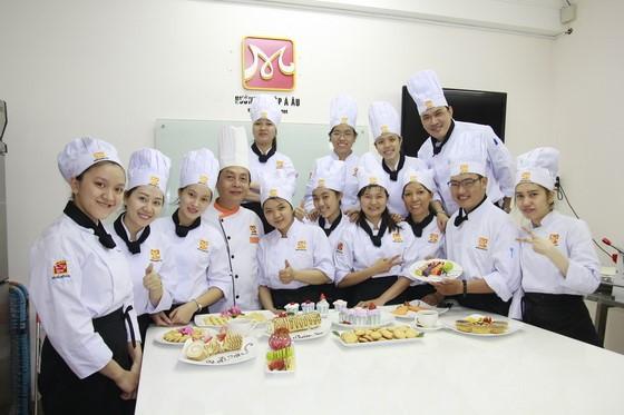 Lớp học làm bánh thông dụng