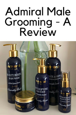 Admiral Male Grooming - A Review