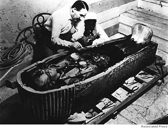King Tut Tomb Discovery: Howard Carter King Tut