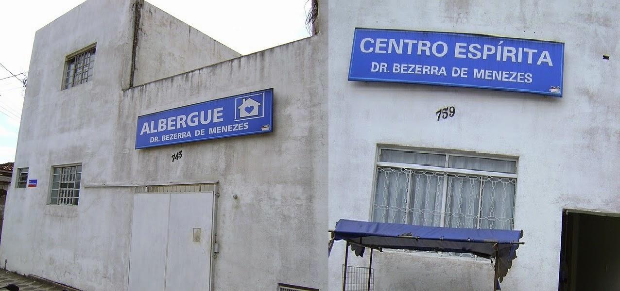 Centro Espirita Bezerra de Meneses :(013) 3821-3401