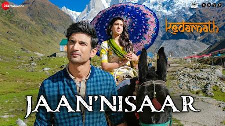 Jaan Nisaar - Kedarnath (2018)