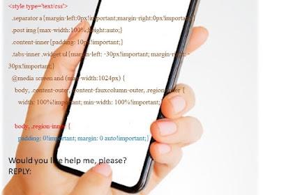 Begini cara menyisipkan kode HTMl ke dalam kotak komentar blogger blogspot
