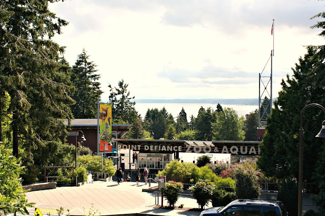 Point Defiance Zoo and Aquarium on the Puget Sound