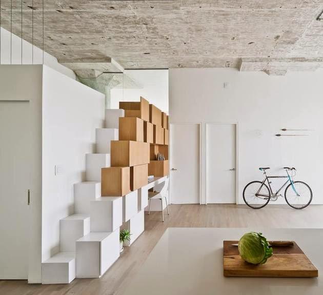 Desain Rak Dinding Kreatif Dan Unik - Koleksi Rumah