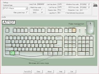 keyboard tester portable