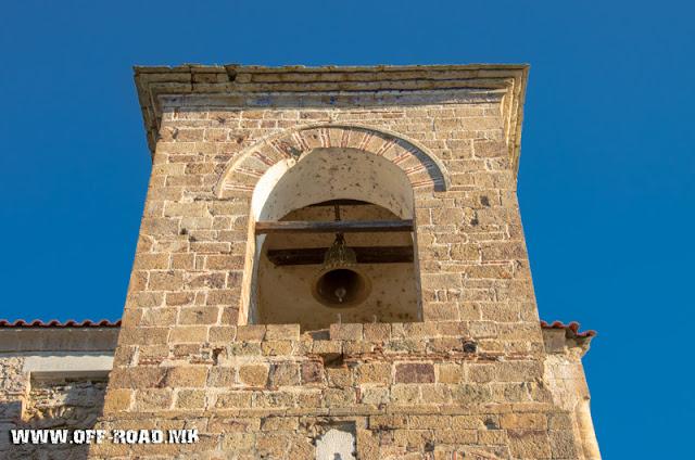 St. Elijah (Св. Илија) church in Dojran